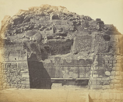 Inner ramparts of the Fort, Chitradurga
